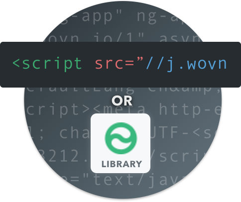 WOVN.io | Step 3 | Insert Code Snippet